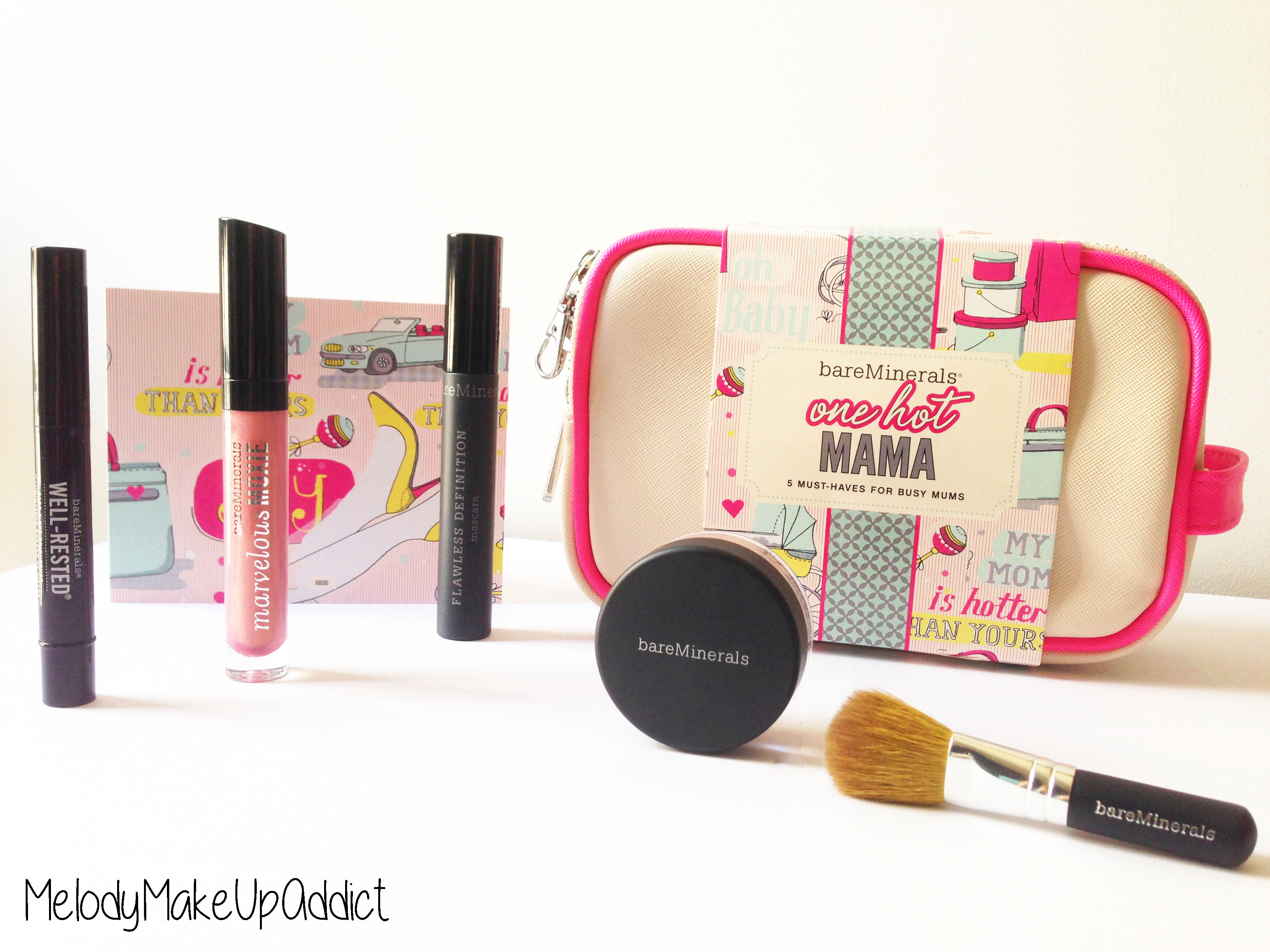 Le Kit One Hot Mama De Bareminerals Melodymakeupaddict