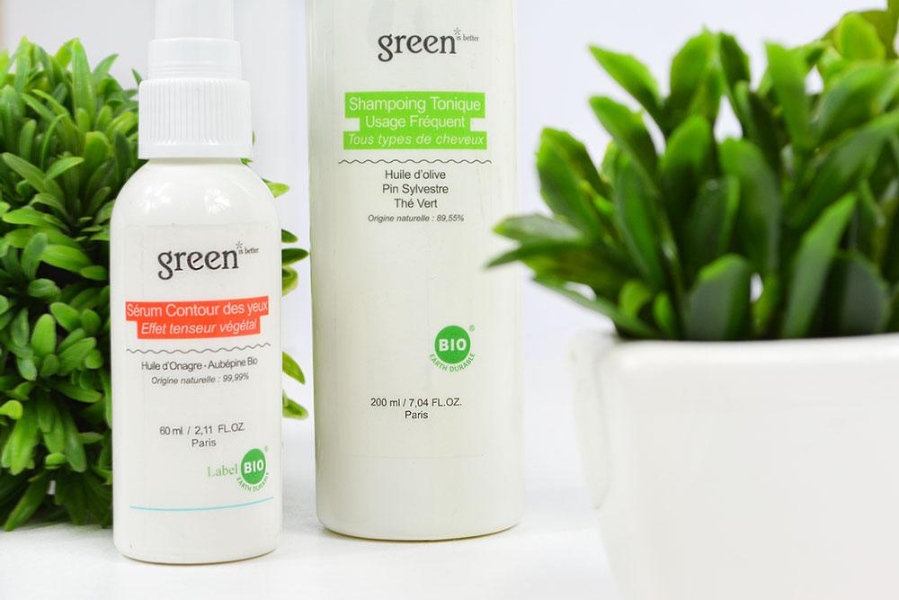 À la découverte de Green Is Better Cosmetics