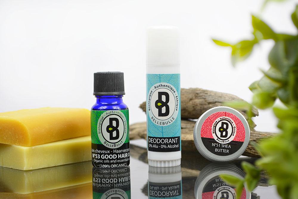 À la découverte des cosmétiques bio de la marque Bellebulle