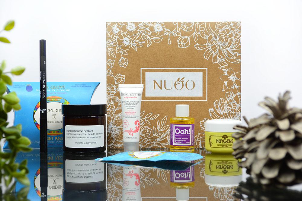Ma Nuoo Box de décembre : une jolie édition ! (+code promo)