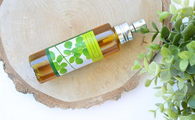 Les bienfaits de l'huile de moringa