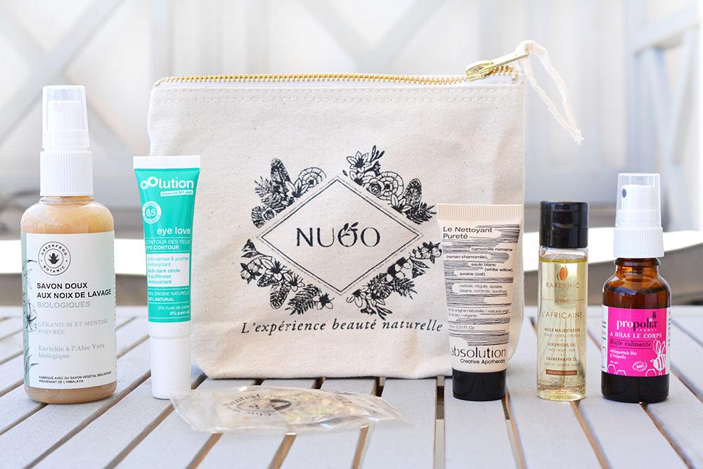 La Nuoo Box du mois de juin 2017