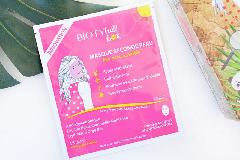 masque biotyfull box