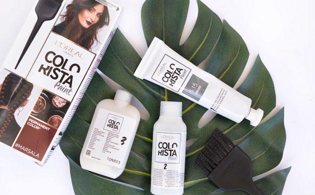 Colorista Paint de L'Oréal : adieu les cheveux blancs !