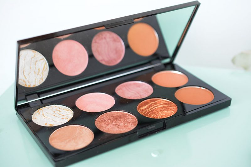Ultra Blush Palette Makeup Revolution