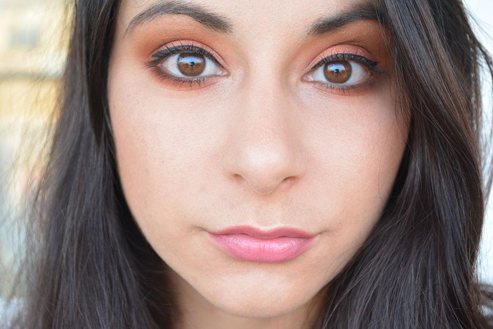 Maquillage Saint-Valentin romantique - 20 idées faciles à