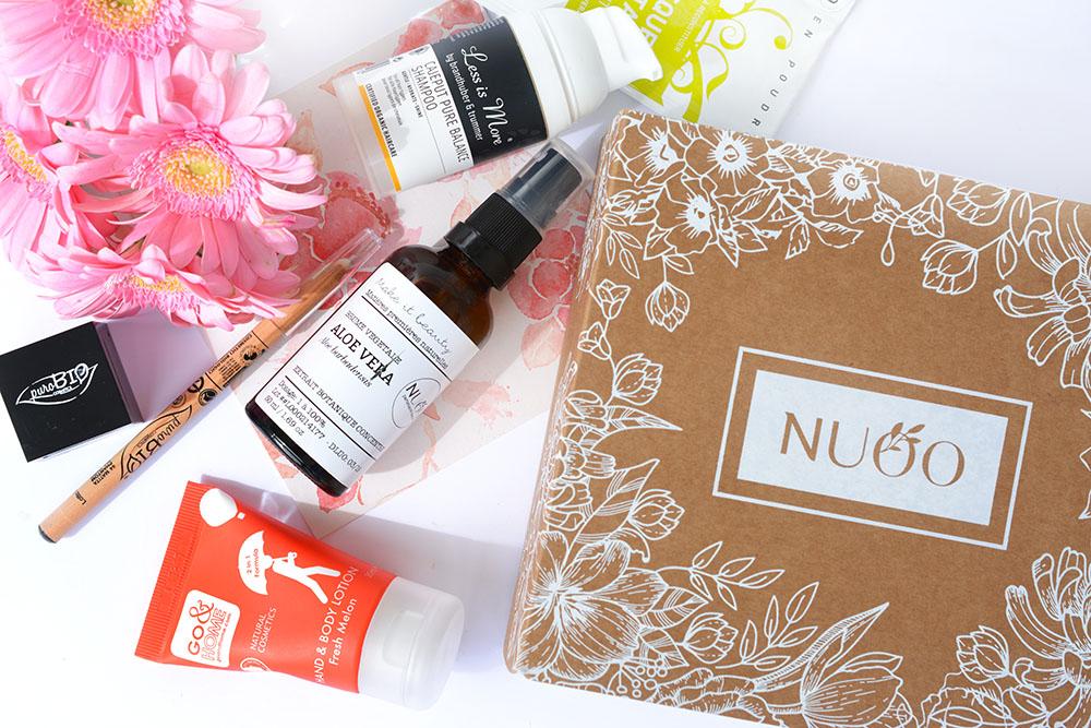 La Nuoo Box du mois d'août !