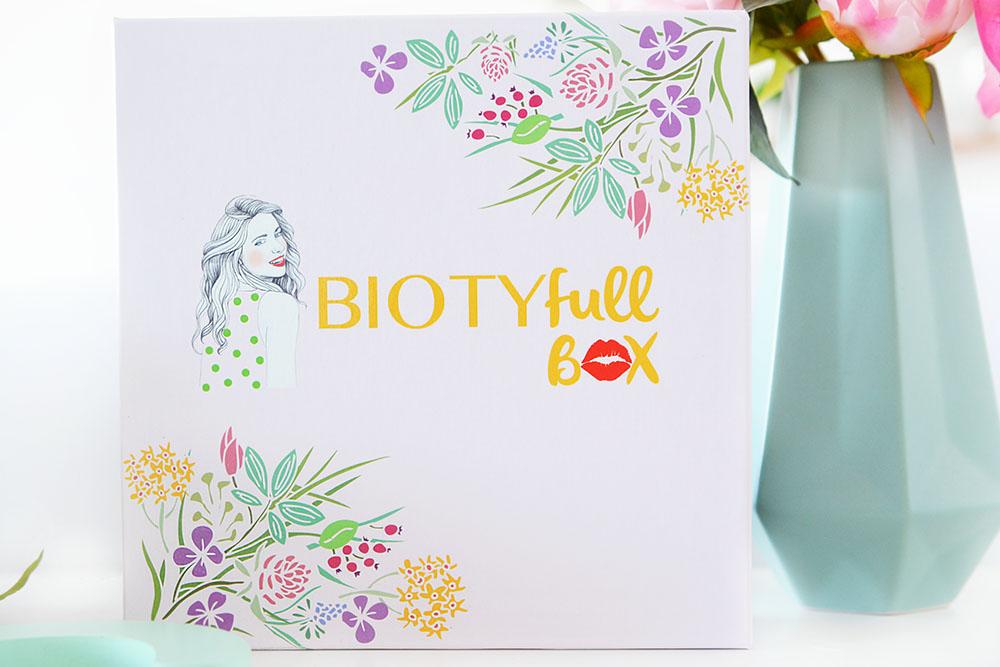 La Biotyfull Box du mois de septembre : une très chouette édition !