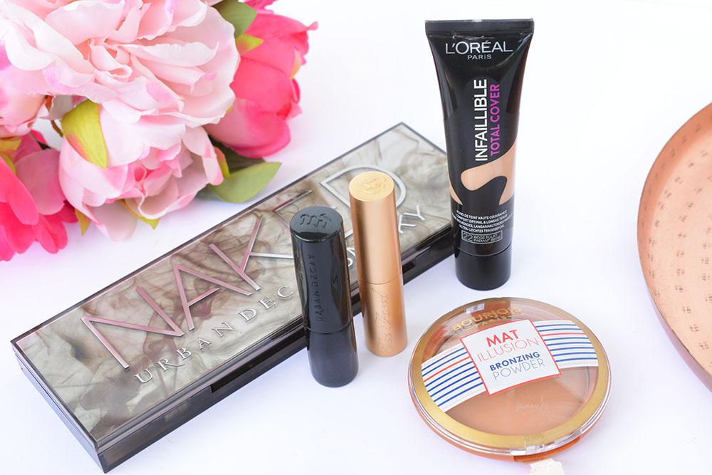 Les 5 produits makeup que je n'utilise jamais !