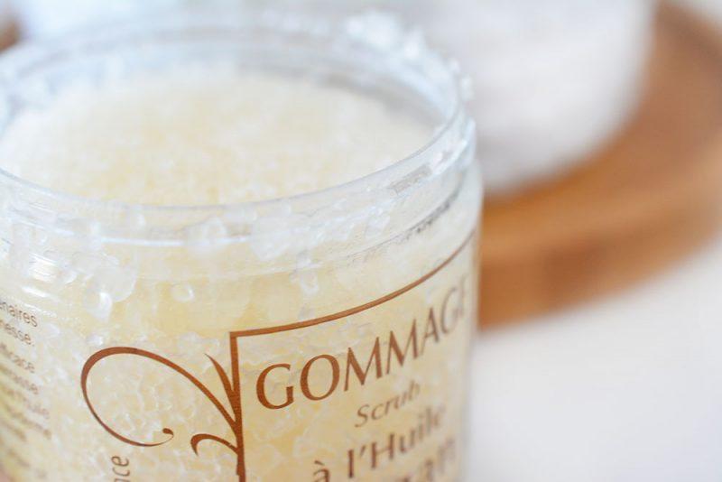 gommage sel de camargue