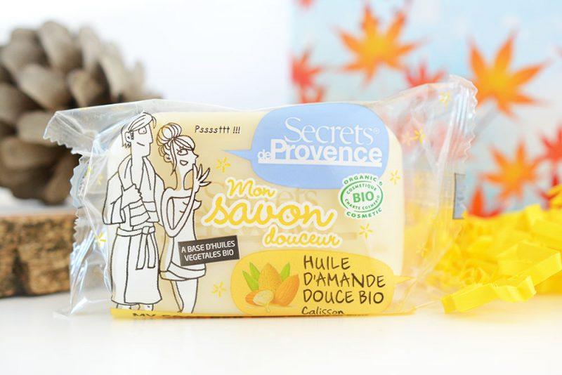 mon savon douceur secrets de provence