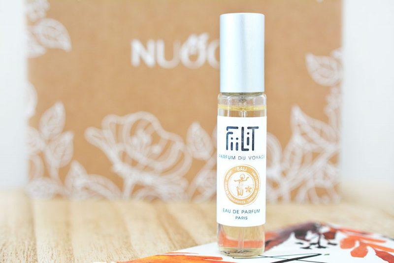 eau de parfum bal nomade fiilit