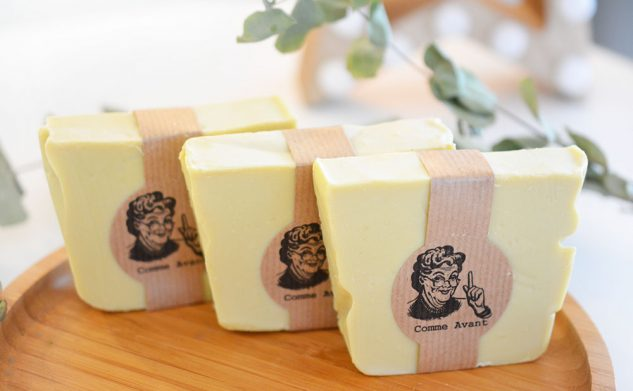 Le savon solide de la marque Comme Avant : un produit à tout faire !