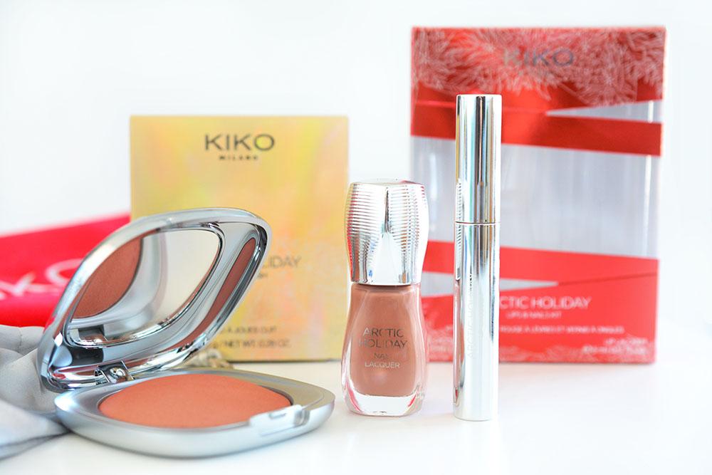La collection Arctic Holiday de Kiko Milano : à découvrir de toute urgence !