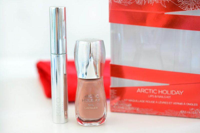 ARCTIC HOLIDAY Lips & Nails Kit