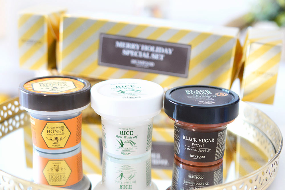 À la découverte de la marque coréenne Skinfood !