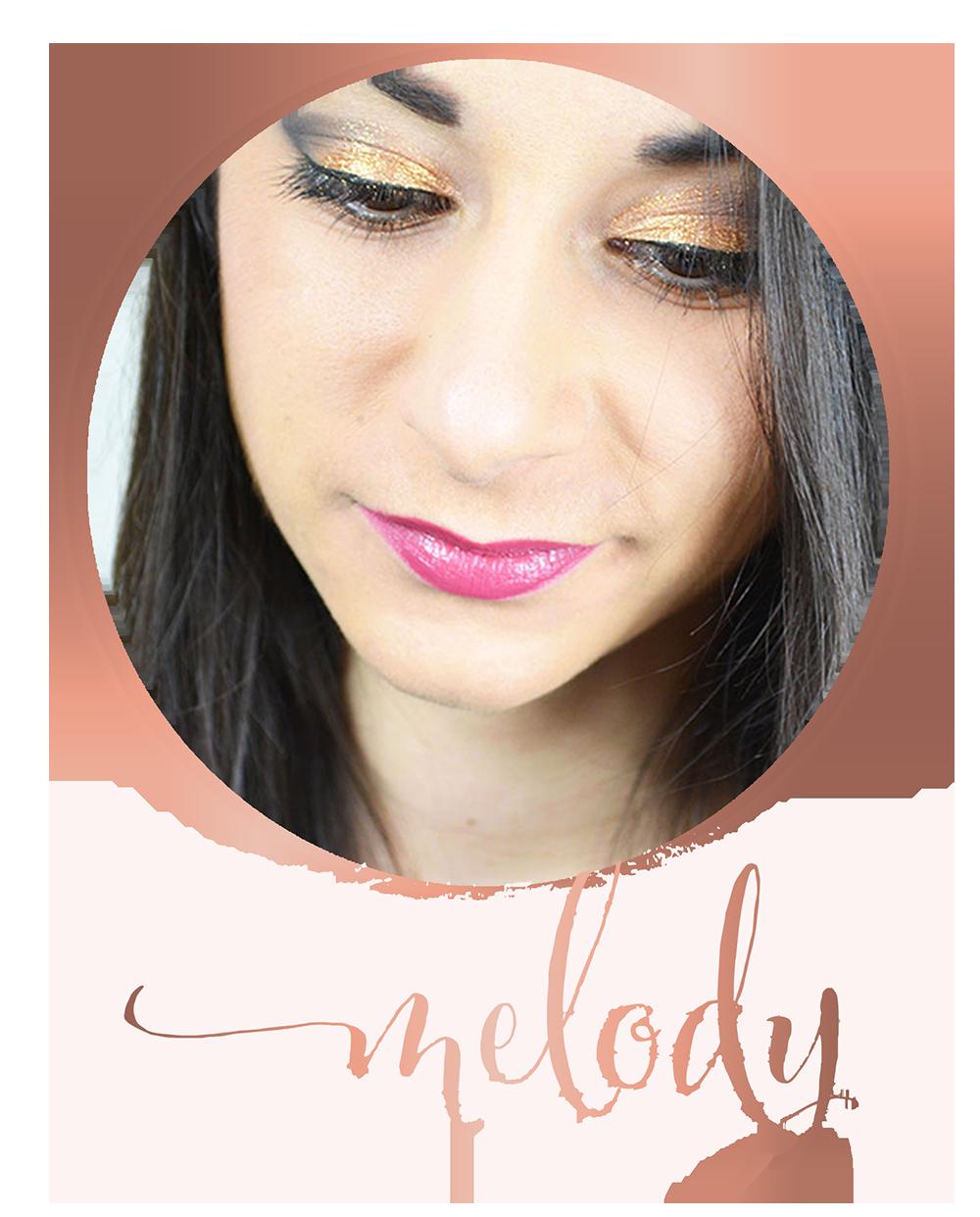 MelodyMakeUpAddict - Blog Beauté à tendance bio