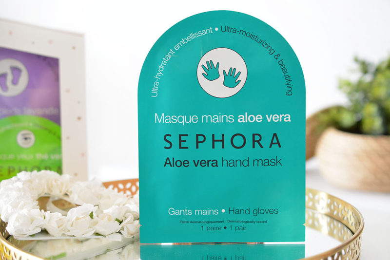 masque mains sephora