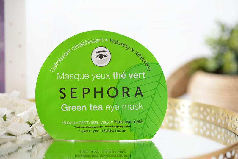 masque tissu yeux sephora