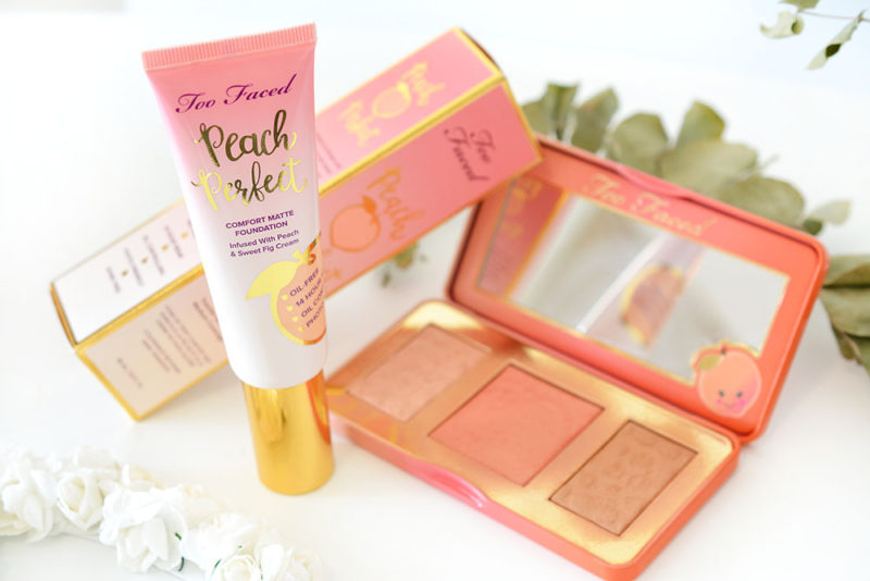 peach perfect foundation too faced