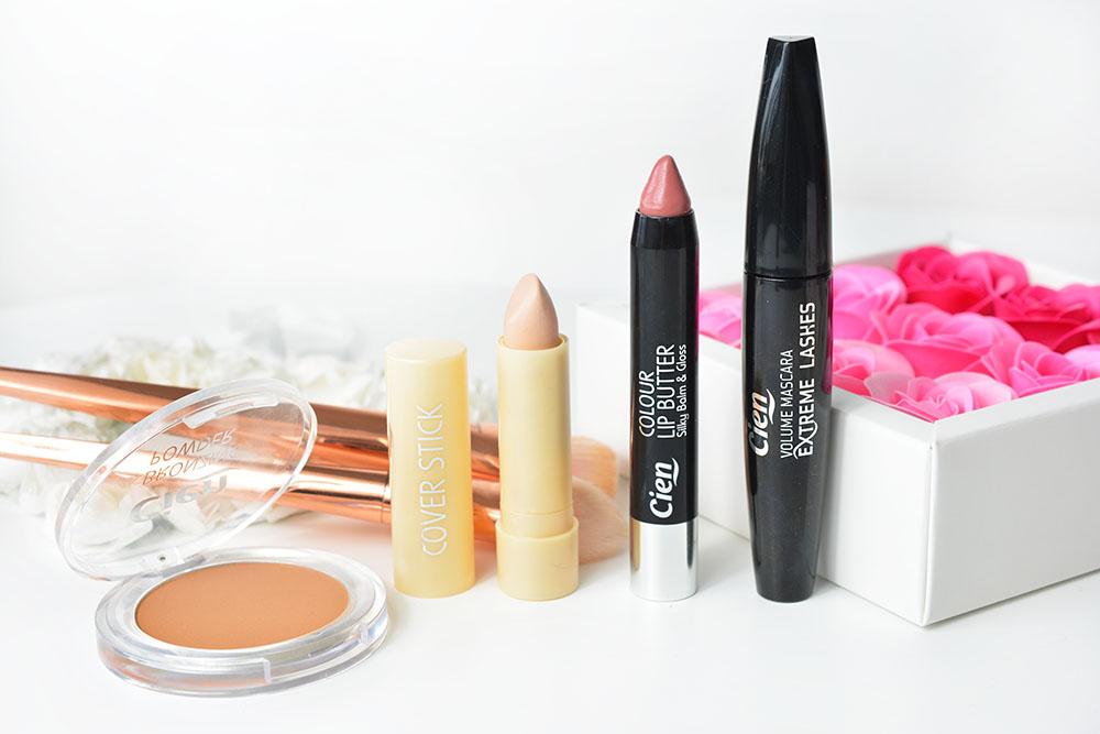 Le maquillage Cien de chez Lidl : du bon et du moins bon !