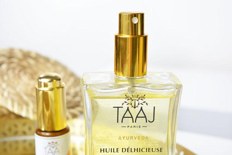 L'huile Délhicieuse - Taaj Paris