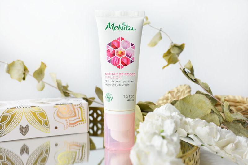 nectar de rose infusion melvita