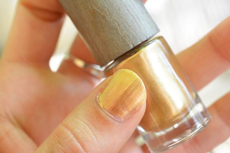 solar gold boho cosmetics