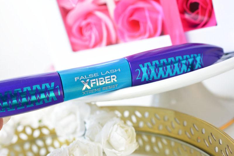 mascara x fiber l'oréal