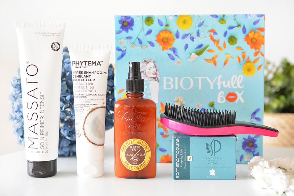 La Biotyfull Box de mai 100% cheveux !