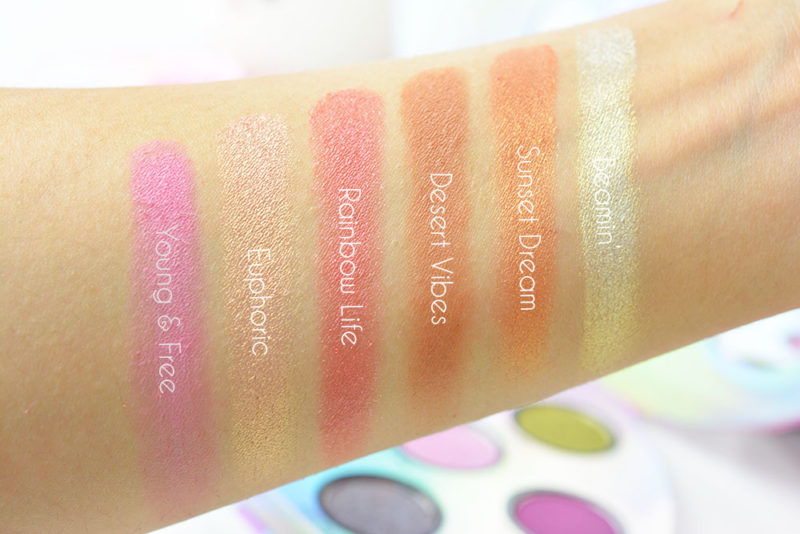 swatch life's a festival too faced